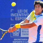 Bastián Malla y Christian Garín avanzaron a cuartos de final del Challenger de Río de Janeiro