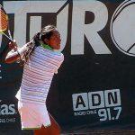 Daniela Seguel debutó con triunfo en el Servimat Open de Bélgica