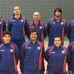 Chile viajó al Sudamericano Adulto Masculino de Volleyball buscando un cupo al Mundial de Polonia