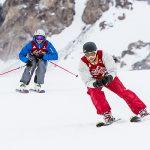 Alfredo Fernández y Matías Bohmer se adjudicaron la cuarta versión del K2 Tres Montañas