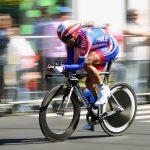 Carlos Oyarzún finalizó en el puesto 91 de la Vuelta a Portugal