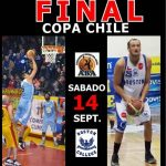 ABA Ancud y Boston College definirán al campeón de la Copa Chile