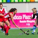 Chile debutó con un empate ante Uruguay en la Copa Panamericana Femenina de Hockey Césped