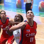 Chile se despidió del Premundial Femenino de Básquetbol con victoria sobre Jamaica