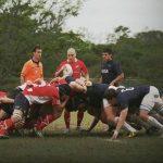 Argentina derrotó ampliamente a Chile por el Sudamericano Juvenil A de Rugby