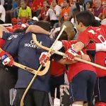 Chile logró un importante triunfo ante Angola en el Mundial de Hockey Patín Varones