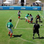 Chile logra su primer punto en la Copa América de Fútbol Ciego tras empatar con México