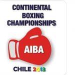 Resultados chilenos en el Torneo Continental de Boxeo 2013