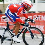 Carlos Oyarzún finalizó en el puesto 26 de la contrarreloj elite en el Mundial de Ciclismo en Ruta