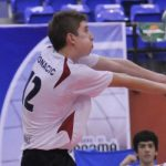 Dusan Bonacic tuvo un destacado debut en el volleyball italiano por 'La Lube'