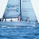 """Velero """"Estampa del Viento"""" lidera el Campeonato Europeo de Soto 40"""