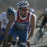 Gaspar Riveros fue el mejor chileno en segunda jornada del Mundial ITU Triatlón
