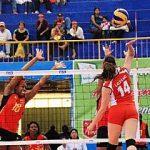 Colombia derrotó a Chile por el Sudamericano Adulto Damas de Volleyball