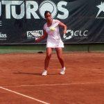 Ivania Martinich disputará su primera final en el circuito de la WTA