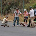 Diego Alemparte participará en clínica de longboard femenino organizada por Chicas Riders
