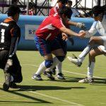Chile perdió ante Uruguay en la sexta fecha de la Copa América de Fútbol Ciego