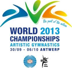 WC Gymnastics 2013 Antwerp