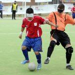 Chile obtuvo el séptimo lugar en la Copa América de Fútbol Ciego