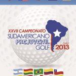 Viña del Mar es sede del XXVII Campeonato Sudamericano de Golf pre juvenil