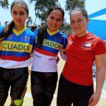 Esgrima y Ciclismo BMX entregan las primeras medallas chilenas en los Juegos Sudamericanos de la Juventud