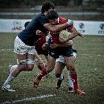 Uruguay superó a Chile en la última fecha del Sudamericano Juvenil A de Rugby