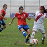 Chile vence a Perú en nueva jornada del Sudamericano Sub-17 de Fútbol Femenino