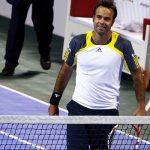 Fernando González sumó una nueva victoria en el dobles senior de Wimbledon