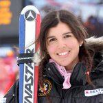 Noelle Barahona se coronó campeona de la South American Cup 2013 en Slalom Gigante