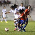 Paraguay derrotó a Chile en duelo de equipos clasificados a ronda final del Sudamericano Sub-17 de Fútbol Femenino