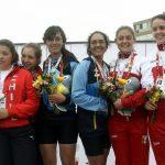El remo entregó una nueva medalla de oro para Chile en los Juegos Sudamericanos de la Juventud