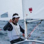 Matías del Solar lidera a los chilenos en Campeonato Centro-Sudamericano de Veleros Laser Kia 2013