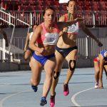 Región Metropolitana mandó en el cierre del atletismo en los Juegos Deportivos Nacionales