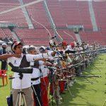 Dos medallas logró Chile en nueva jornada del torneo de Ranking Mundial de Tiro con Arco