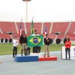 Chile sumó más medallas en el torneo del Ranking Mundial de Tiro con Arco