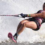 Fernanda Náser logra nuevo récord de Chile en slalom y se acerca al Mundial Open