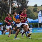 Gran jornada de rugby se disputará este domingo en el CARR de La Reina