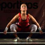 Gabriela Vera logra nuevo récord nacional en levantamiento de pesas en Juegos Deportivos Nacionales
