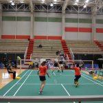 Camila Macaya e Iván León realizaron una buena actuación en el Brasil International Badminton