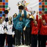 Maule, Los Lagos y Metropolitana brillaron en clausura de la gimnasia rítmica en los Juegos Deportivos Nacionales