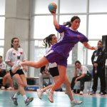 El handball debutó este martes en los Juegos Deportivos Nacionales