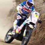 'Chaleco' López sube al cuarto puesto de la clasificación general en el Rally de Marruecos