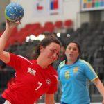 El handball comenzó a definir los equipos clasificados a segunda ronda en Juegos Deportivos Nacionales