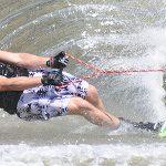 Emile Ritter y Diego González quedaron a un paso del Mundial Open de Esquí Naútico