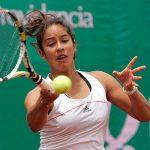Camila Silva avanzó a la segunda ronda del ITF 10K Bogotá