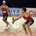 Primos Grimalt avanzan a la segunda ronda del Grand Slam Volleyball Arena Sao Paulo