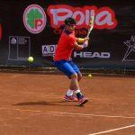 Cinco tenistas nacionales avanzaron a cuartos de final del Futuro Chile 5