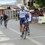 Uruguayo Alan Presa ganó la segunda etapa de la Vuelta Ciclista Internacional del Maule