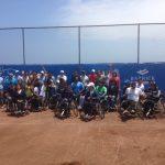 Tenistas nacionales brillaron en el Wheelchair Tennis Tour Antofagasta Open 2013