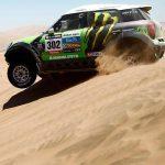 Ocho pilotos de autos lucharán por un cupo para el Rally Dakar 2014