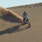 """Gran jornada tuvieron """"Chaleco"""" López, Jeremías Israel y Boris Garafulic en el Rally de Marruecos"""